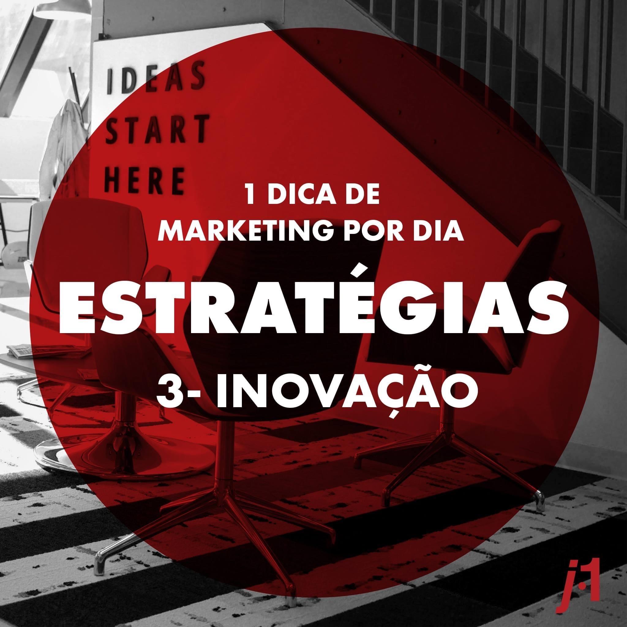 Estratégias - Inovação