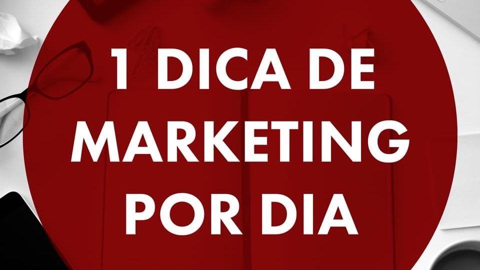 1 dica de marketing por dia