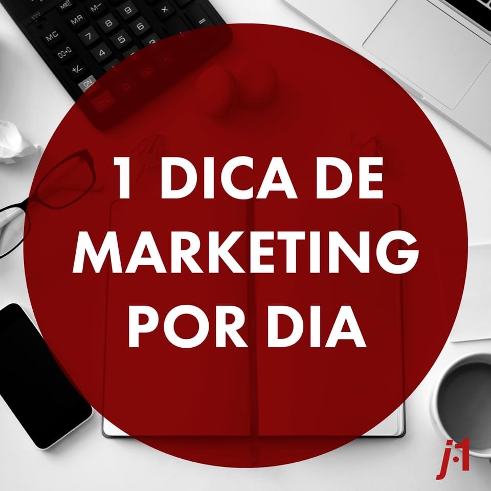 1 dica de marketing por dia