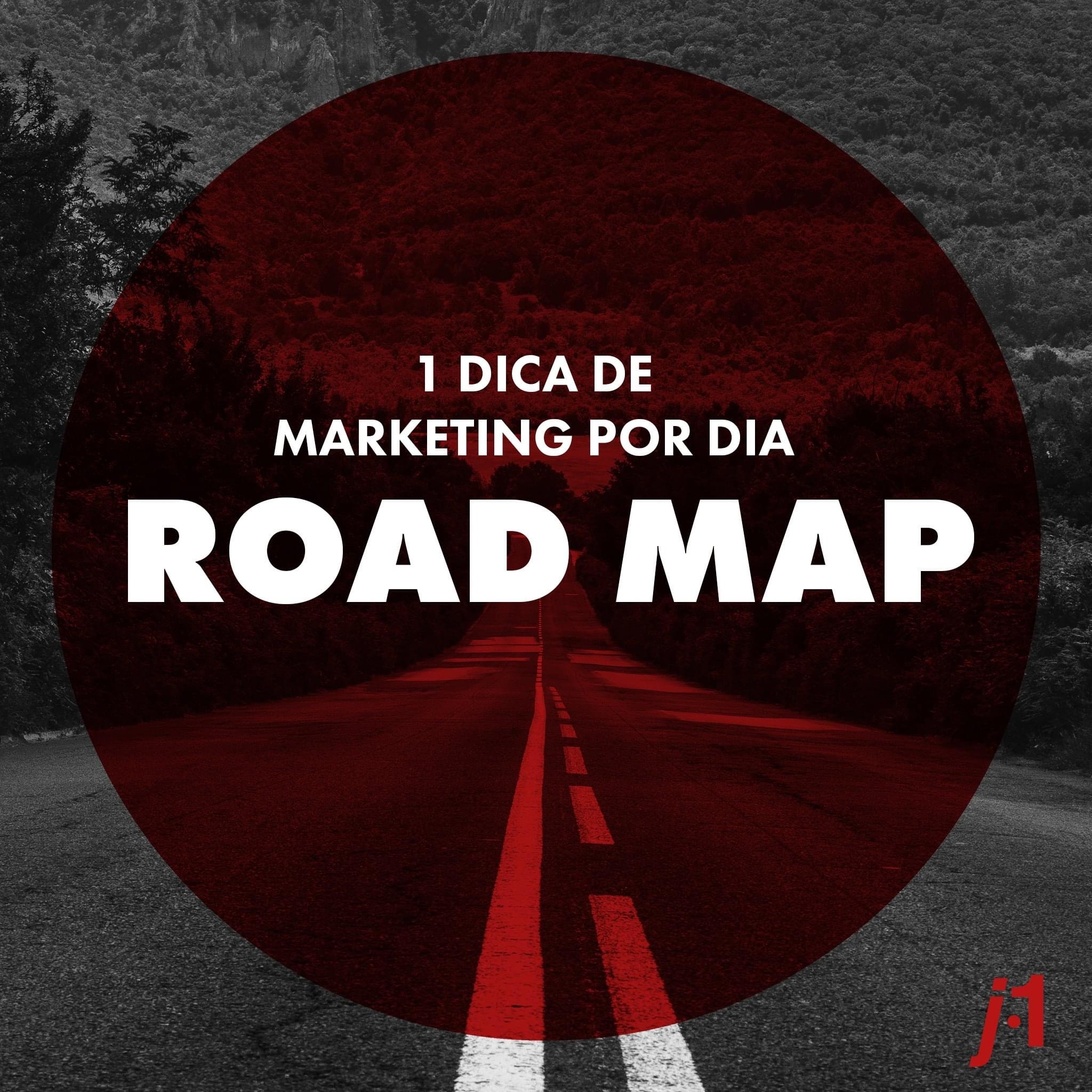 Dicas de Marketing - Roadmap