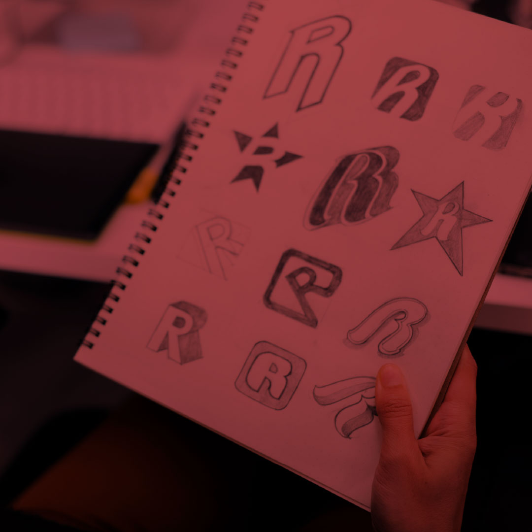 Identidade Visual - Sua marca começa  aqui